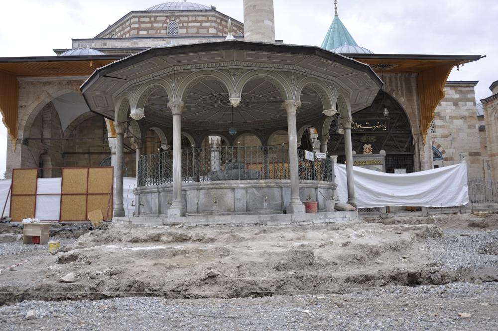 Şeb-i Arus Havuzu Böyle Değiştirildi 40