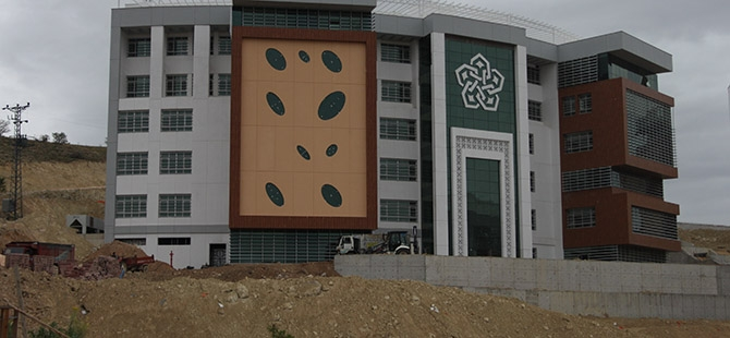 Konya manzaralı kampüs! 11