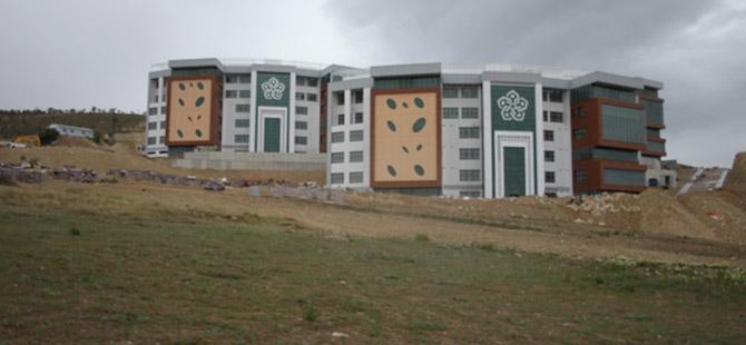 Konya manzaralı kampüs! 21