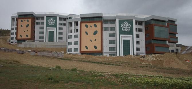 Konya manzaralı kampüs! 25