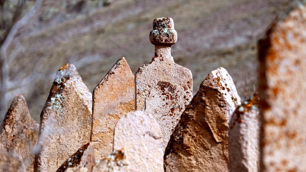 Tarihi Mezar Taşları Kültürel Zenginliğin İzlerini Taşıyor 5