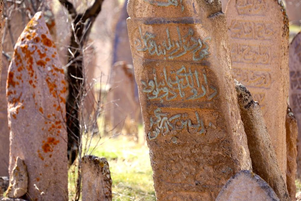 Tarihi Mezar Taşları Kültürel Zenginliğin İzlerini Taşıyor 6