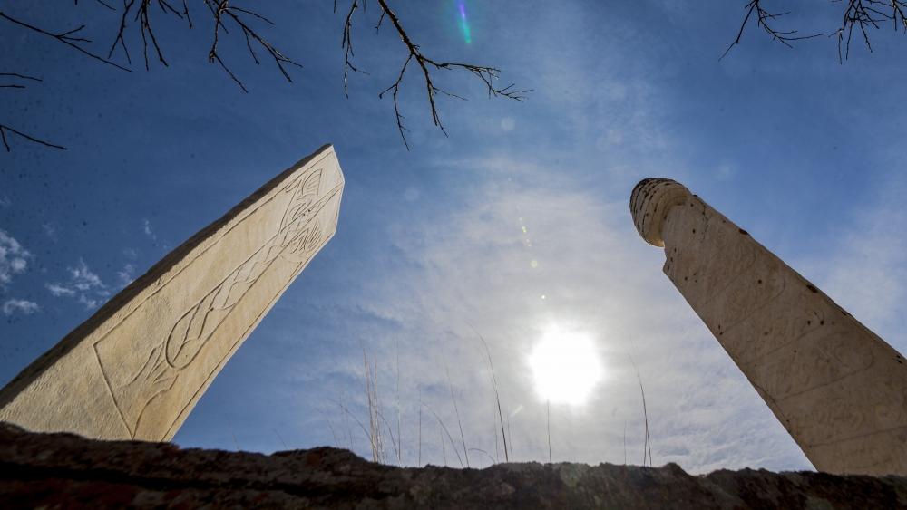 Tarihi Mezar Taşları Kültürel Zenginliğin İzlerini Taşıyor 7