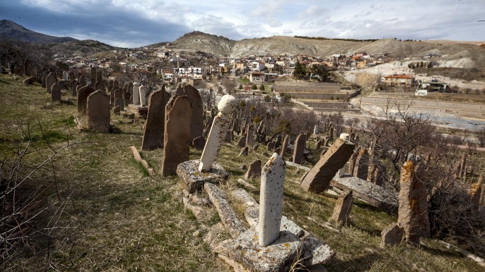 Tarihi Mezar Taşları Kültürel Zenginliğin İzlerini Taşıyor 8
