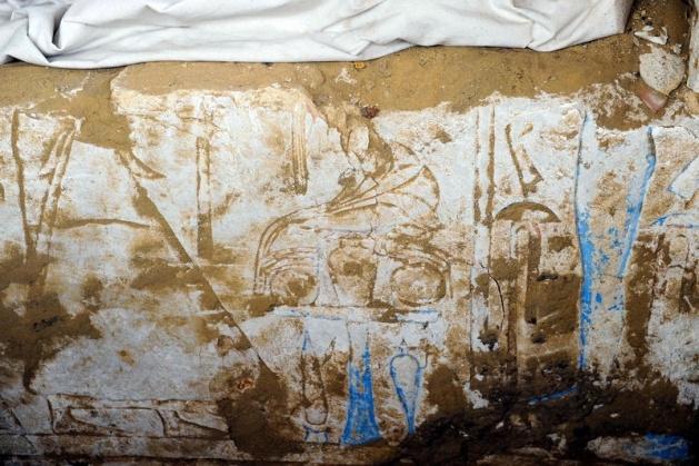 Mısır'da 3100 yıllık mezar bulundu 5