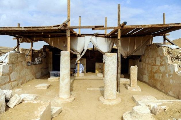 Mısır'da 3100 yıllık mezar bulundu 6