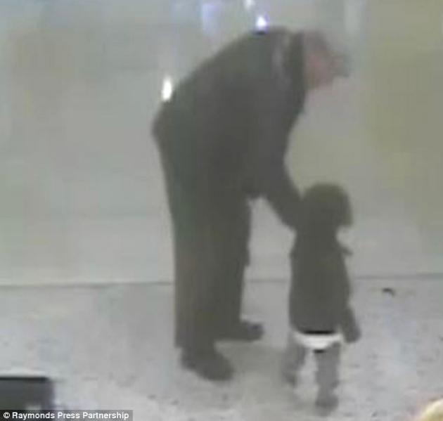 İngiltere'de çocuk kaçırma girişimi 7