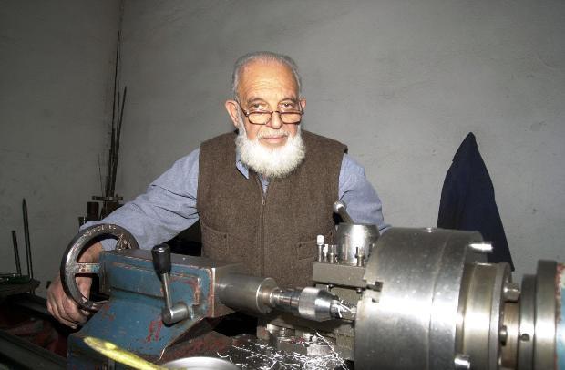 Cumhurbaşkanı'nın babası 88 yaşında hala çalışıyor 13