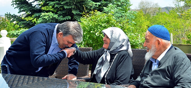 Gül'den Anneler Günü fotoğrafları 2