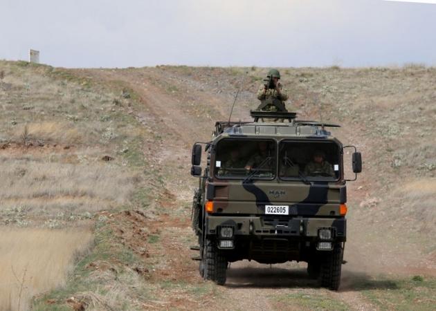 Türk Silahlı Kuvvetleri'nin gizli silahı 16