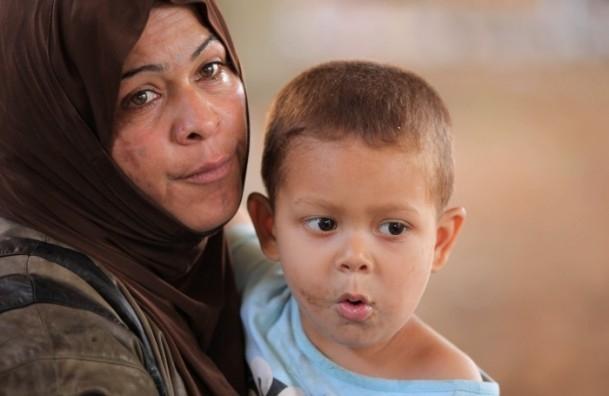 """""""Savaşın anneleri""""nin yaşam mücadelesi 1"""