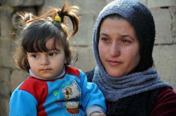 """""""Savaşın anneleri""""nin yaşam mücadelesi 14"""