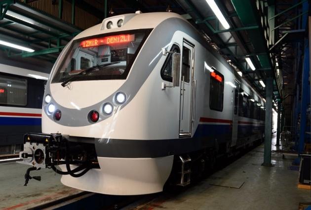İşte Türkiye'nin dizel treni! 14