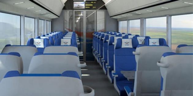 İşte Türkiye'nin dizel treni! 2