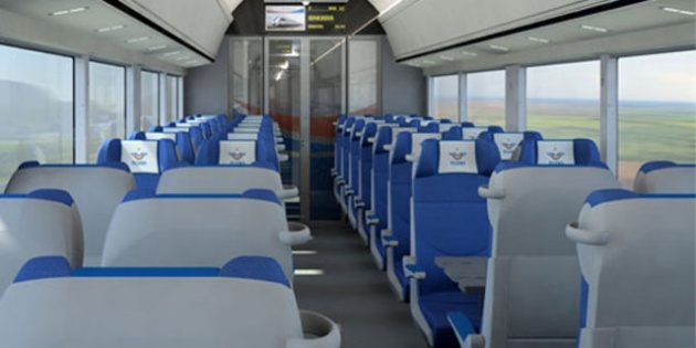 İşte Türkiye'nin dizel treni! 8