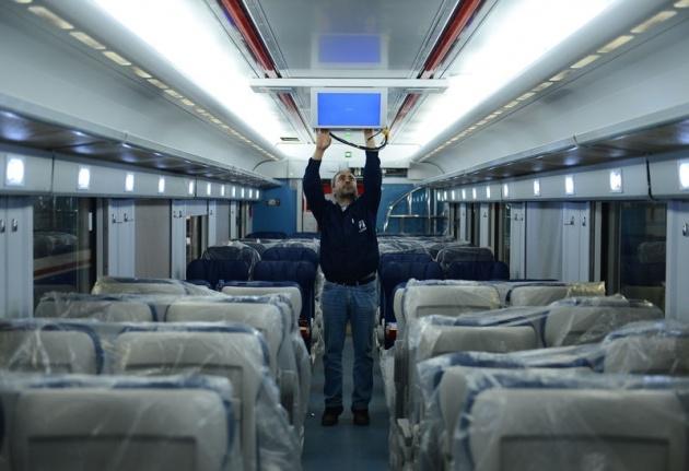 İşte Türkiye'nin dizel treni! 9