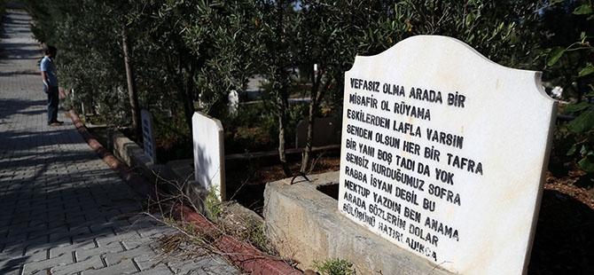 Mezar taşlarındaki ilginç yazılar 13