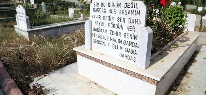 Mezar taşlarındaki ilginç yazılar 4