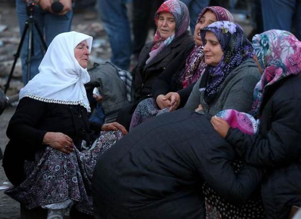Soma'da acı ve endişe 21
