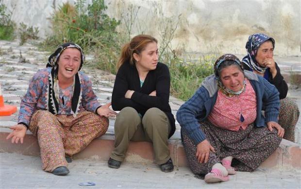 Soma'da acı ve endişe 25