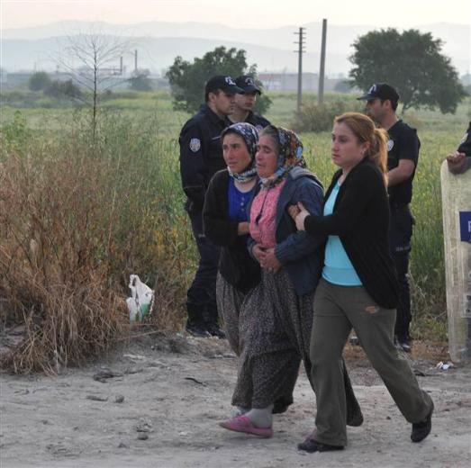 Soma'da acı ve endişe 27