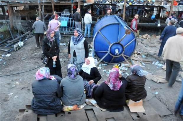 Soma'da acı ve endişe 31