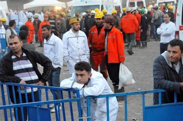 Soma'da acı ve endişe 34