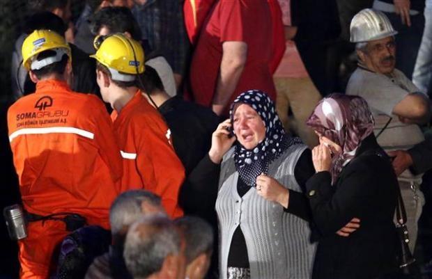 Soma'da acı ve endişe 36