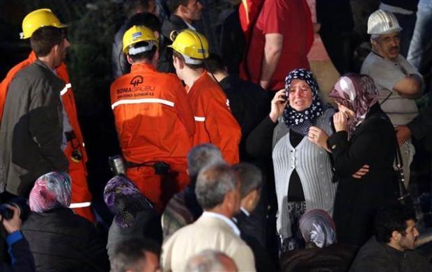 Soma'da acı ve endişe 41