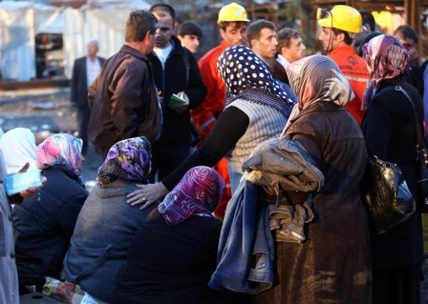 Soma'da acı ve endişe 61