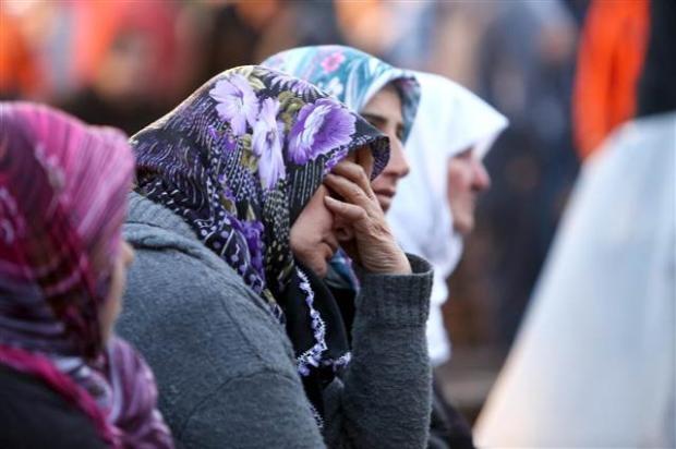 Soma'da acı ve endişe 63