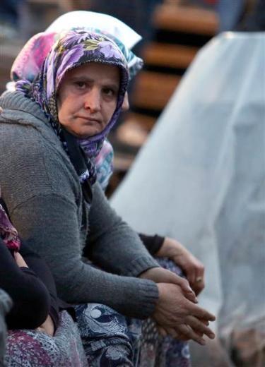 Soma'da acı ve endişe 72