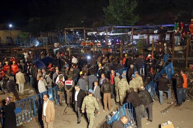 Soma'da acı ve endişe 75