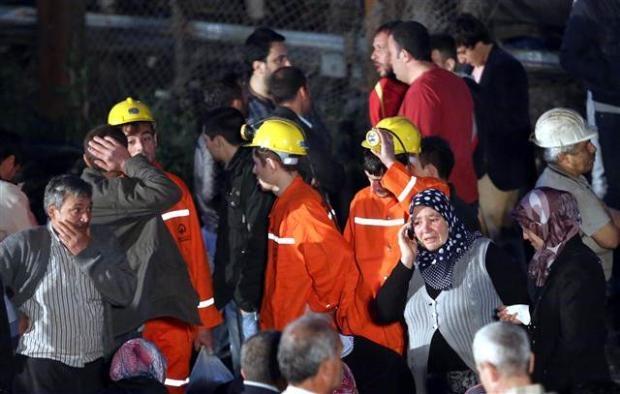 Soma'da acı ve endişe 76