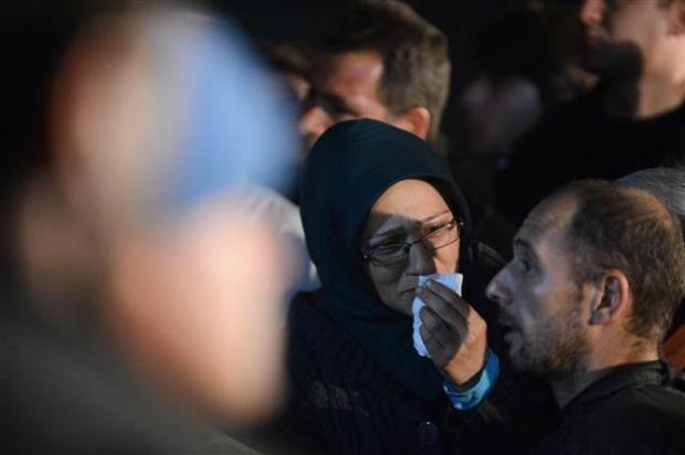 Soma'da acı ve endişe 82