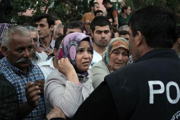 Soma'da acı ve endişe 86
