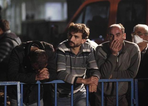 Soma'da acı ve endişe 88