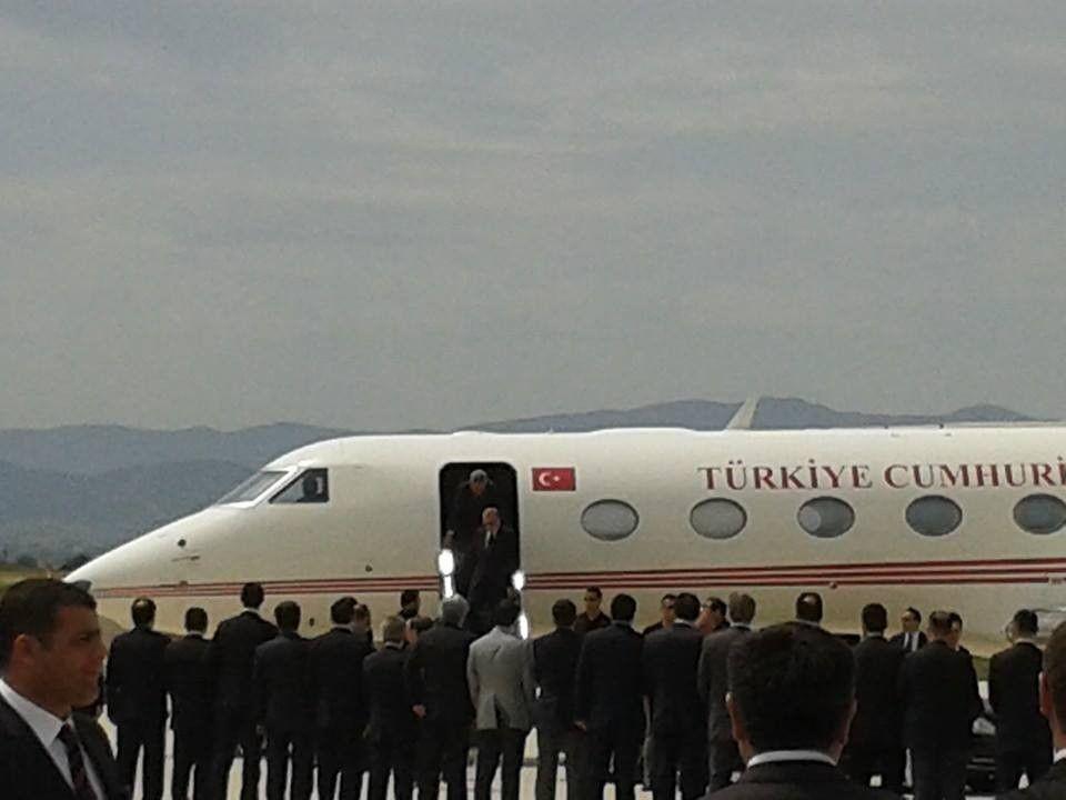 Başbakan Erdoğan kömür madeninde 1