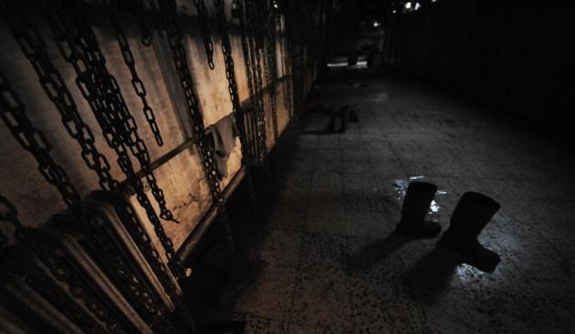 Maden şehitlerinden geriye kalan eşyalar 16