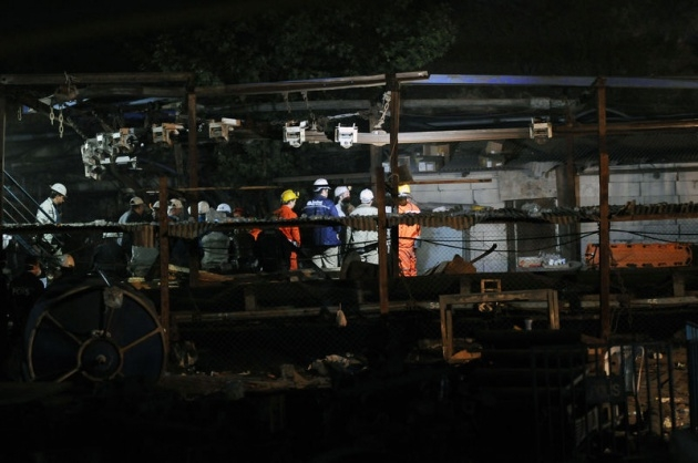 Maden şehitlerinden geriye kalan eşyalar 9