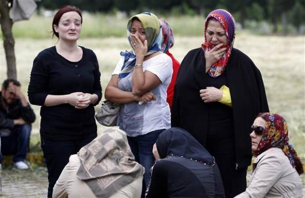 Soma'da acı 35