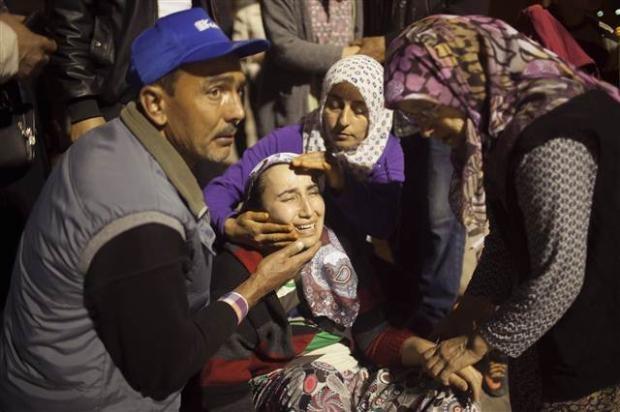 Soma'da acı 45
