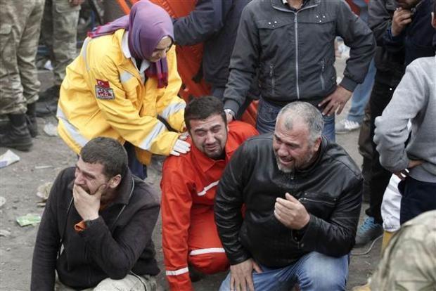 Soma'da acı 46