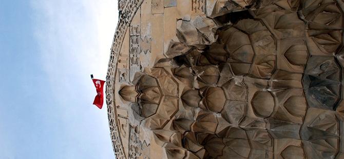 Anadolu'nun en büyük kervansarayına yoğun ilgi 10