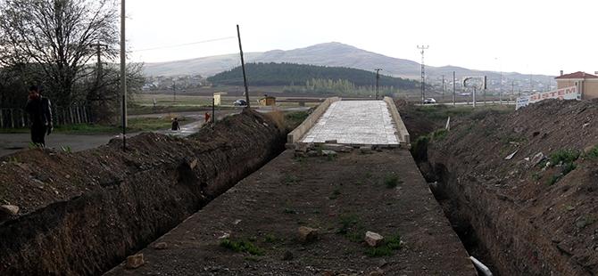 Tarihi Kesik Köprü restore ediliyor 3