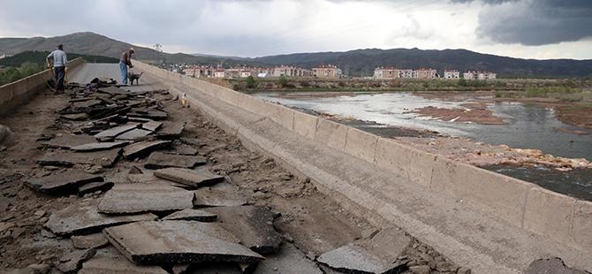 Tarihi Kesik Köprü restore ediliyor 5
