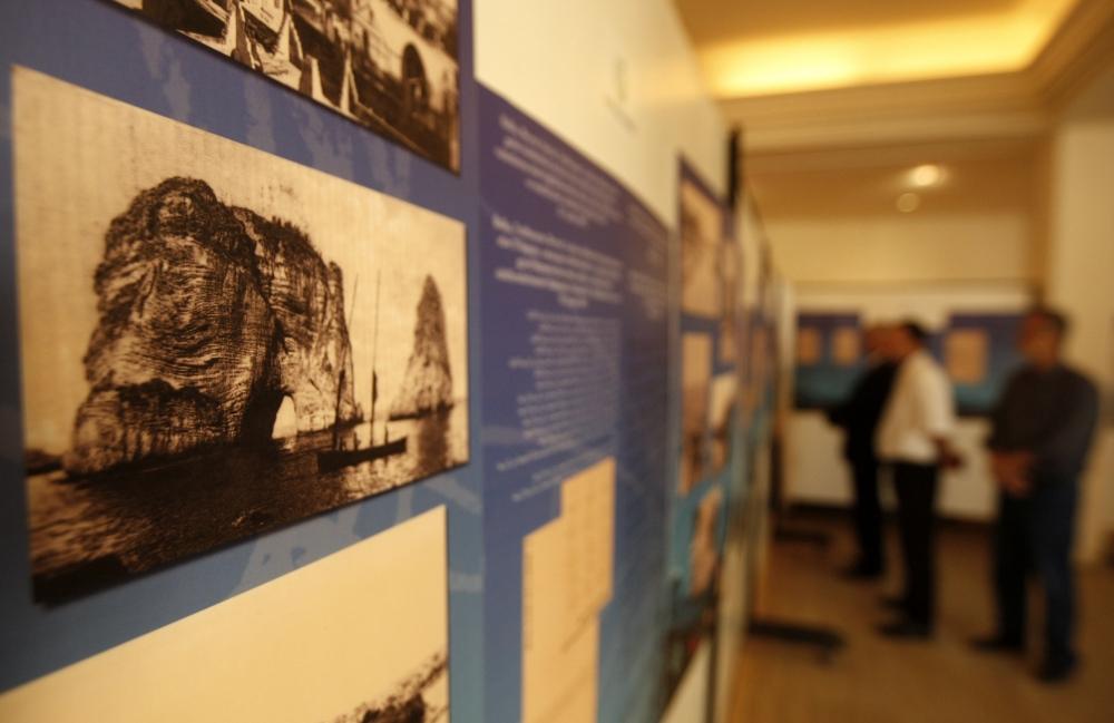 Osmanlı belgeleri Beyrut'ta sergileniyor 3