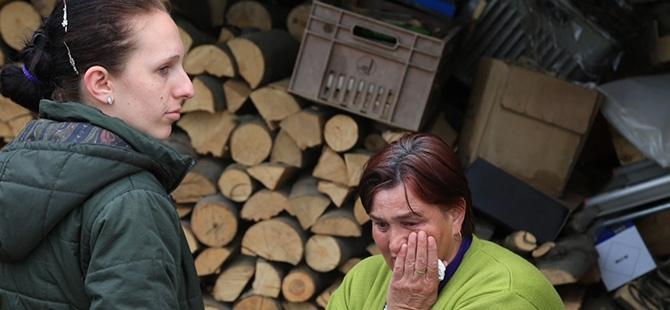 Bosna-Hersek'te sel felaketi 10