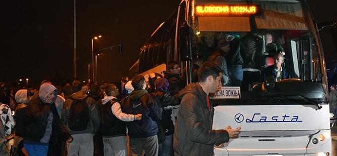 Bosna-Hersek'te sel felaketi 2