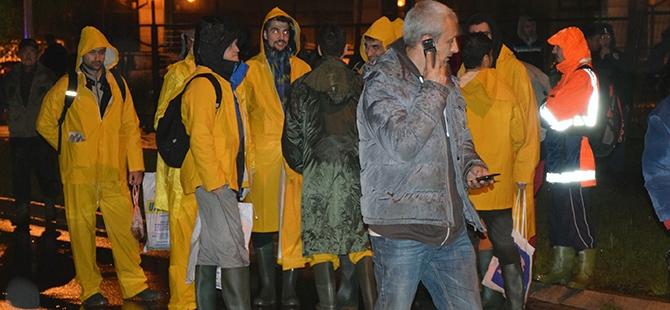 Bosna-Hersek'te sel felaketi 3